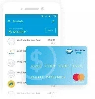 Mercado Pago – cartão sem consulta e sem restrição